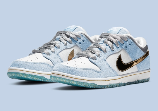 Official Images Of The Sean Cliver x Nike SB Dunk Low