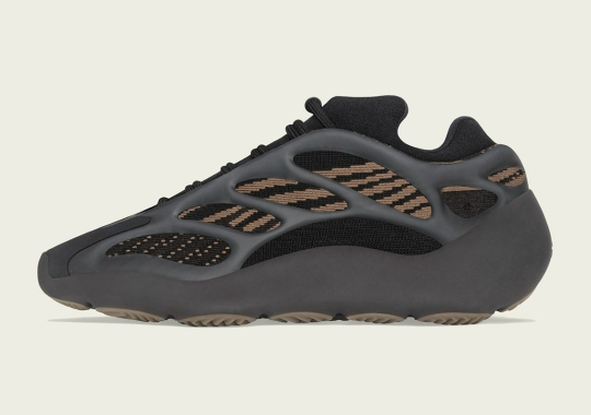 """Where To Buy The adidas Yeezy 700 V3 """"Clay Brown"""""""
