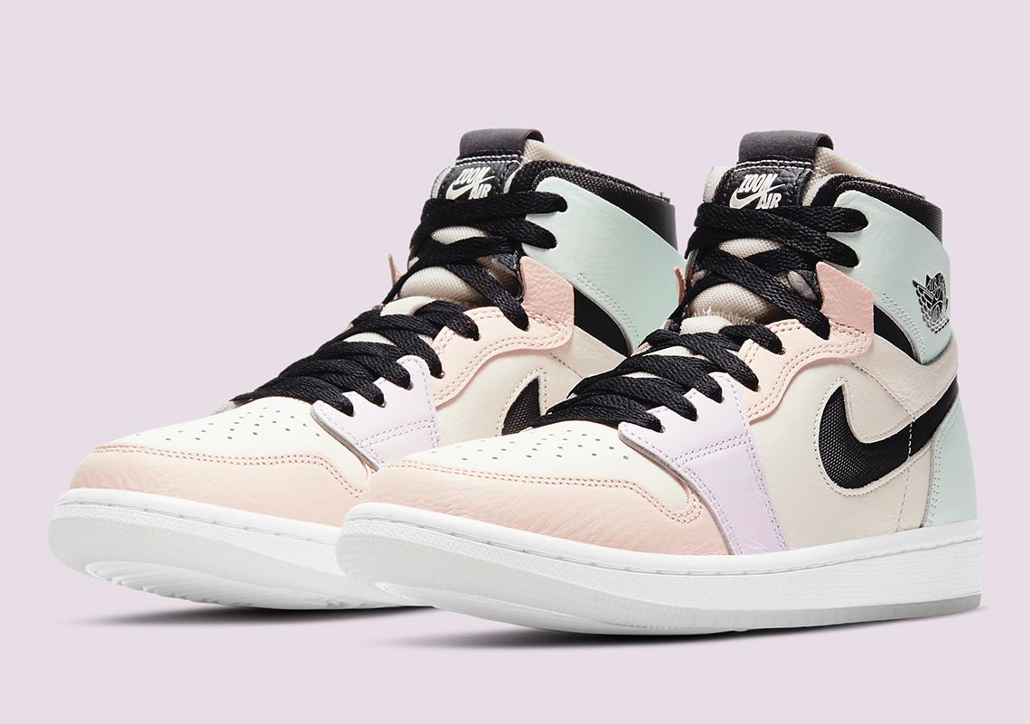 Air Jordan 1 Zoom CMFT Easter CT0979-101 | SneakerNews.com
