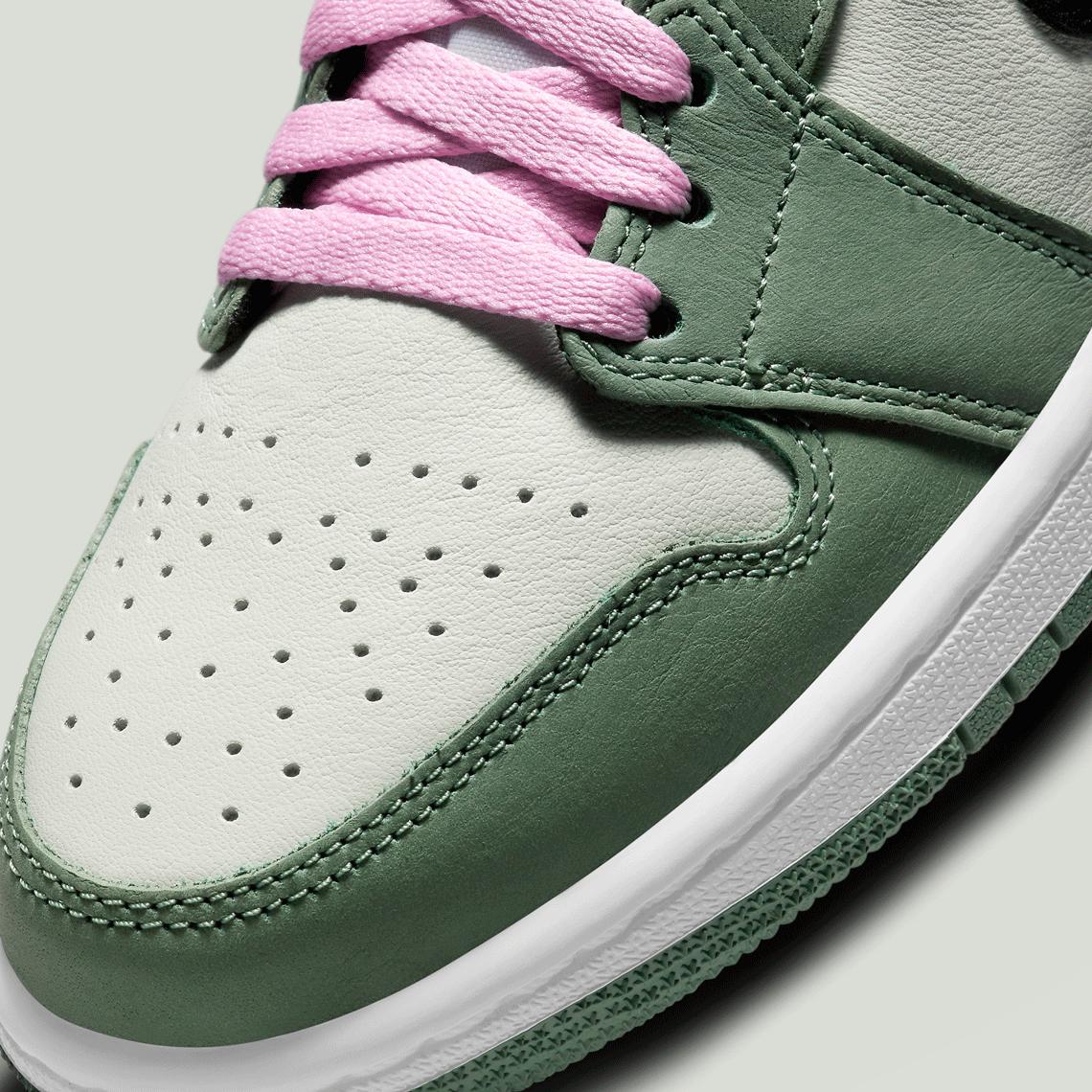 Wmns Air Jordan 1 Mid SE 'Dutch Green'