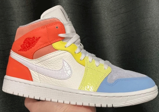 "First Look At The Women's Air Jordan 1 ""To My First Coach"""