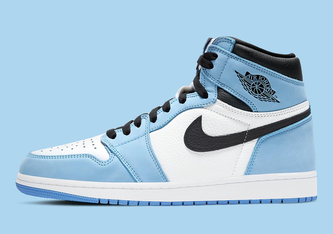 University Blue Jordan 1 Release Date - 555088-134 | SneakerNews.com