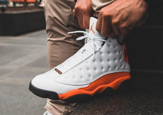 "The Air Jordan 13 ""Starfish"" Releases Tomorrow"