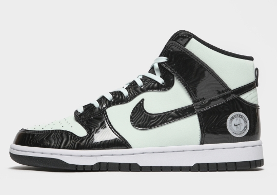 "Nike Dunk High ""All-Star"" Release Postponed To March 9th"