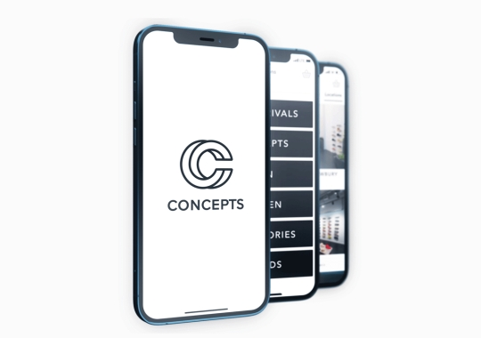 Concepts Launches Mobile App With Early Access To Upcoming Converse Collaboration