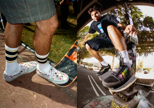 Frog Skateboards Highlights Fun And Inclusivity With Collaborative Vans Capsule