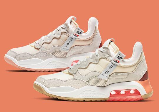 "Jordan Brand Further Integrates Nike Heritage With The Jordan MA2 ""Future Beginnings"""