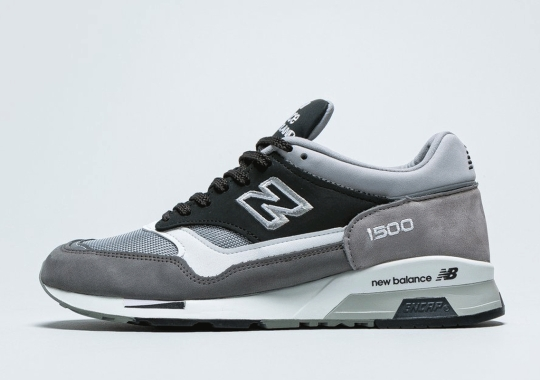The New Balance 1500 Emerges In A Cool Grey Palette