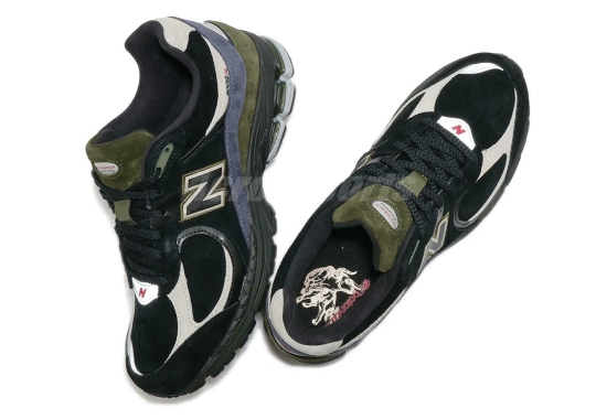 The New Balance 2002R Celebrates The Year Of The Ox