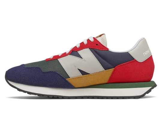 New Balance Officially Announces The 237, Releases February 6th