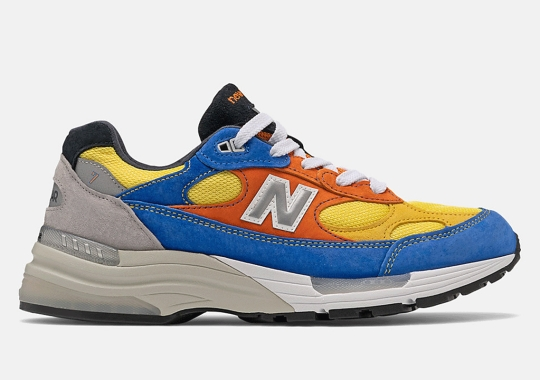 """The New Balance 992 """"Gap Year"""" Is Available Now"""