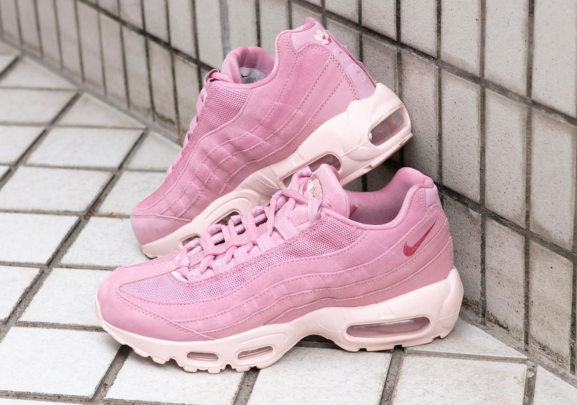 Nike Air Max 95 WMNS Elemental Pink DD5398-615   SneakerNews.com