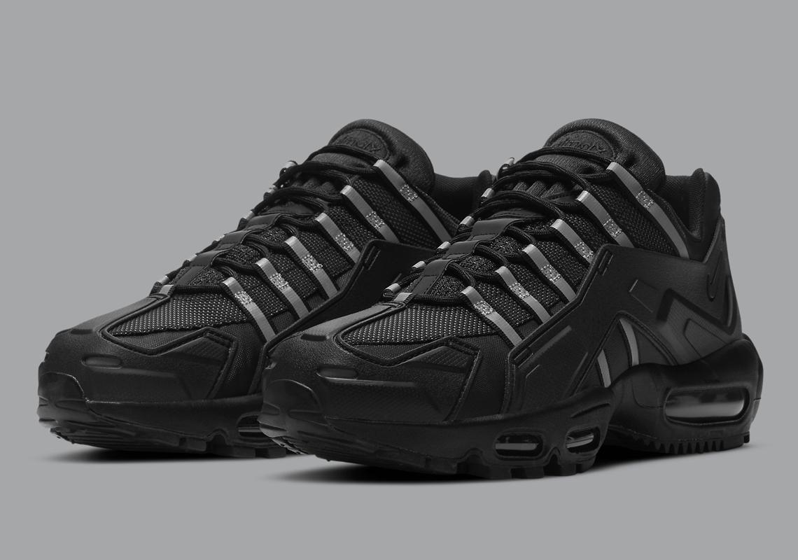 Nike Air Max 95 NDSTRKT Black CZ3591-001 | SneakerNews.com
