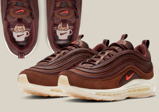 "Get Caffeinated With The Nike Air Max 97 SE ""Coffee"""