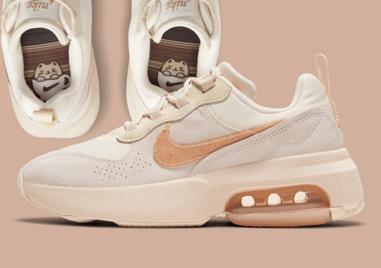 "The Women's Nike Air Max Verona Rounds Out The Swoosh's ""Coffee"" Collection"