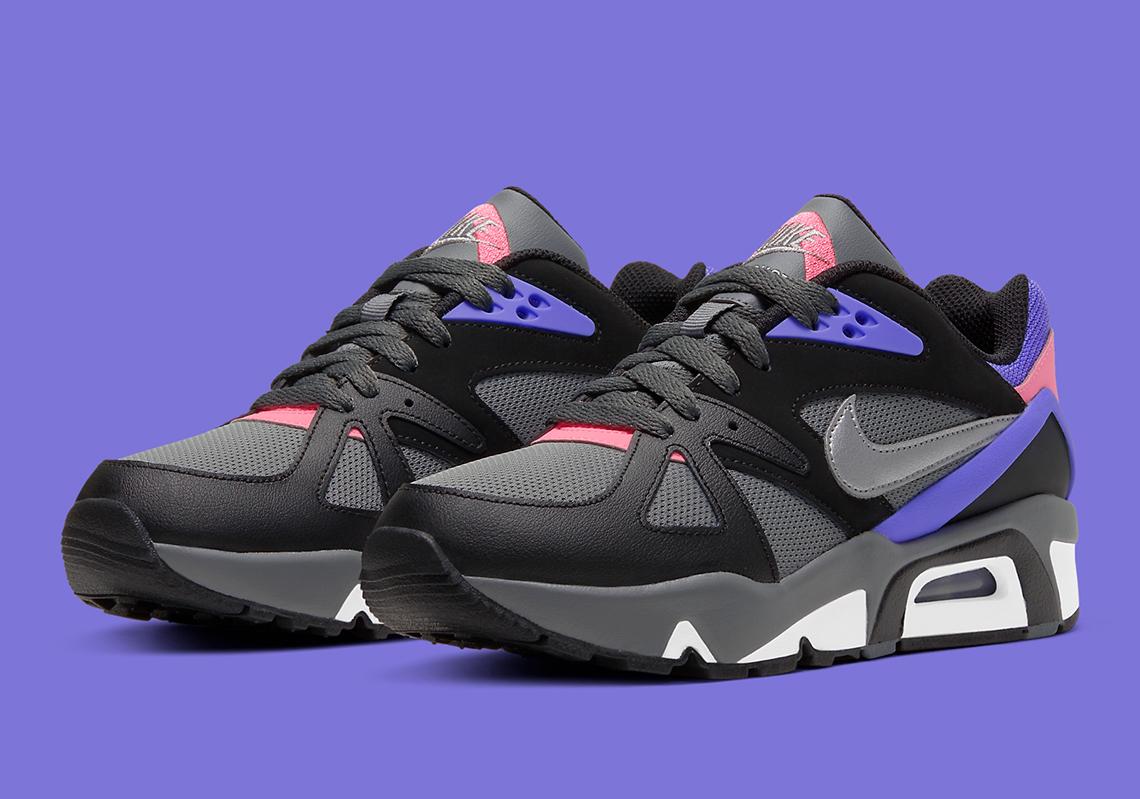 Nike Air Structure Triax 91 Kids CW1646-003 | SneakerNews.com