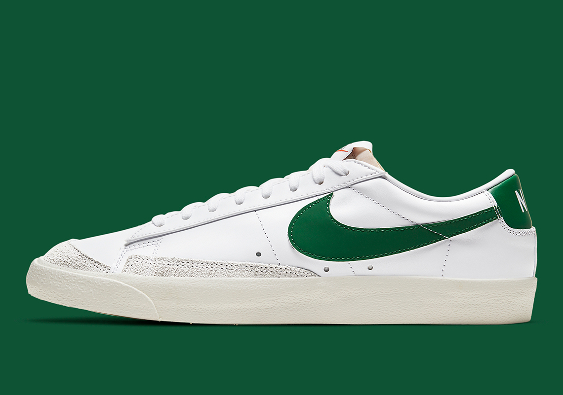Nike Blazer Low Pine Green DA6364-115 Infos de sortie - Crumpe