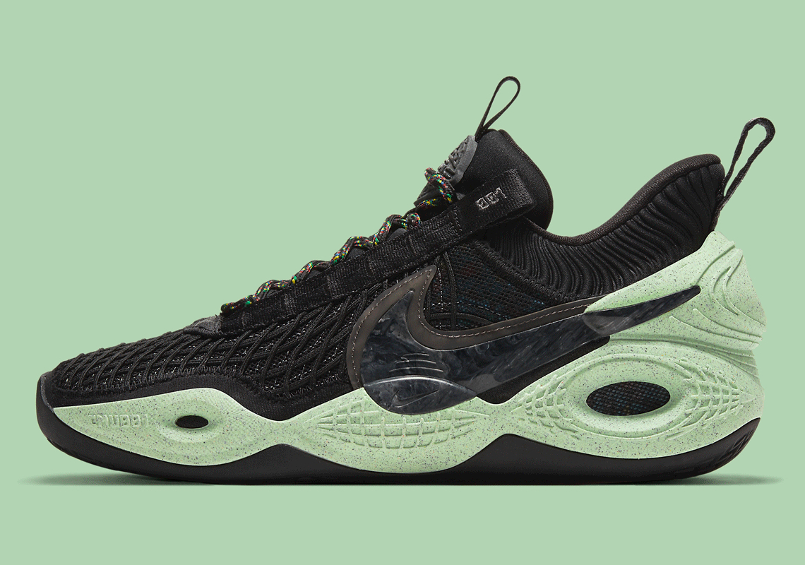 Nike Cosmic Unity 'Green Glow' Official Images