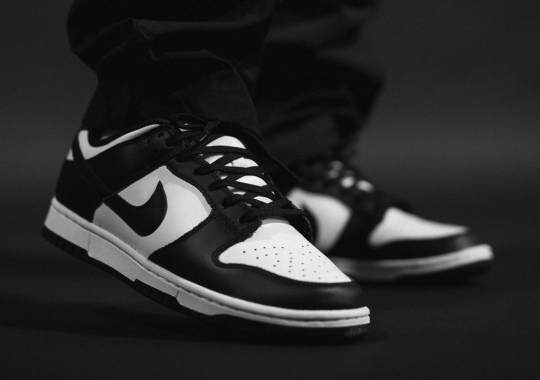 "Where To Buy The Nike Dunk Low ""Black/White"""