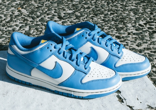 "Where To Buy The Nike Dunk Low ""Coast"""