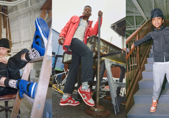 Nike Unveils The Full Spring 2021 Dunk Release Collection