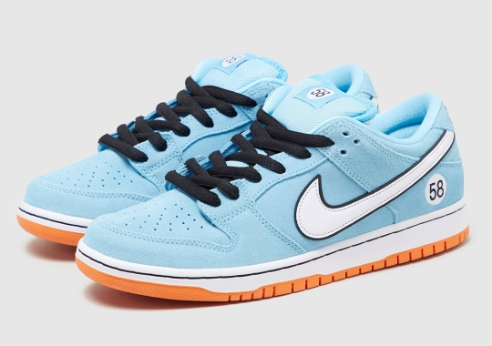 "Detailed Look At The Nike SB Dunk Low ""Club 58"""