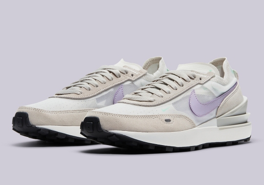 The Nike Waffle One Emerges Once Again In New Summit White Colors