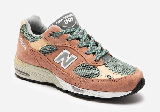 Patta x New Balance 991 Releasing In January