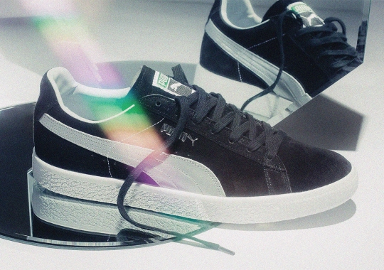 """Puma Suede """"Made In Japan"""" Delivers The Iconic Look With High Craftsmanship Standard"""