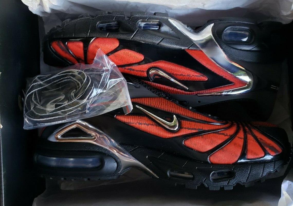 Skepta Nike Air Max Tailwind V CU1706-001   SneakerNews.com