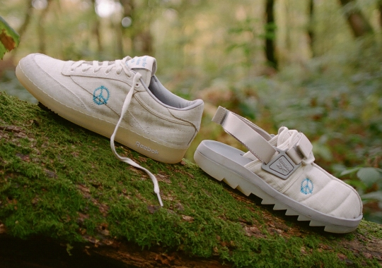"""STORY mfg Brings The """"Slow Made"""" Ethos To The Reebok Club C And Beatnik"""