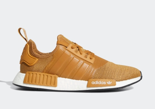 Curry-Colored adidas NMDs Are Dropping