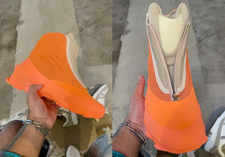 Yeezy 1020 Boot Release Info + Photos | SneakerNews.com