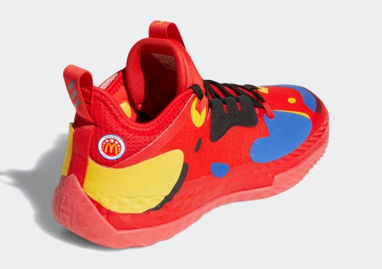 adidas Adds The Harden Vol. 5 To The McDonald's All-American Rotation