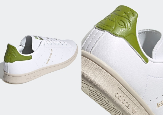 adidas and Star Wars Join Forces Again For Yoda-Inspired Stan Smith