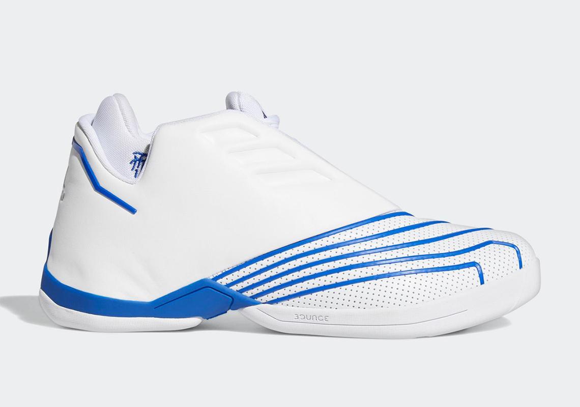cobre célula Oriental  adidas T-Mac 2 Restomod White Royal FX4993   SneakerNews.com