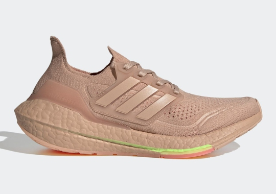 "adidas Ultraboost 21 ""Ash Pearl"" Releases On February 4th"
