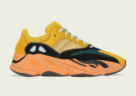 "Official Images Of The adidas Yeezy Boost 700 ""Sun"""