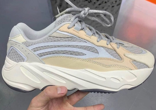 "First Look At The adidas Yeezy Boost 700 V2 ""Cream"""