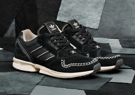 The New adidas ZX 9000 YCTN Draws Inspiration From Moccasins