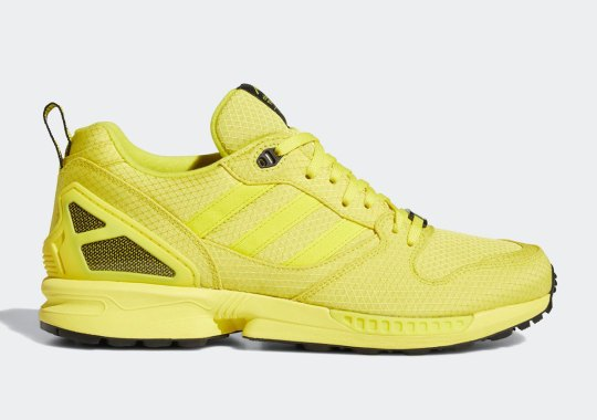 The adidas ZX5000 Torsion Returns With Nylon Exteriors