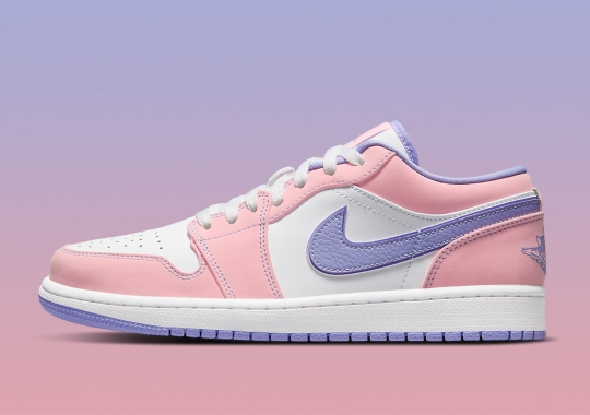 This Upcoming Air Jordan 1 Low Prepares For The Easter Holiday