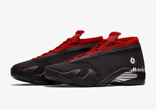 "The Air Jordan 14 Low Spins The Iconic ""Bulls"" For Women"