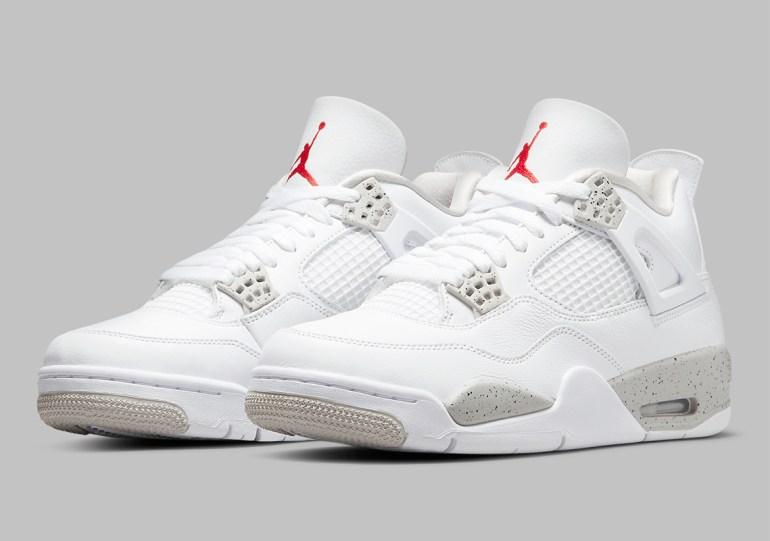 "Official Images Of The Air Jordan 4 ""Tech Grey"""