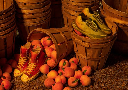 "Concepts Honors The Roots Of Basketball With A Converse ""Southern Flame"" Collaboration"