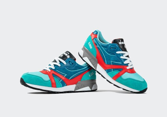 """Hanon Adds Another Chapter To Its Diadora N.9000 Saga With The """"Alternative Route"""""""