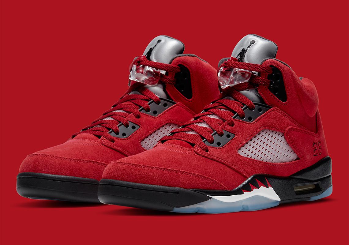 Air Jordan 5 Raging Bull 2021 Release Date | SneakerNews.com