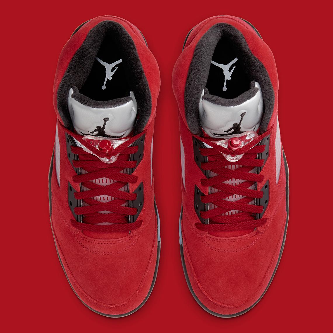 Air Jordan 5 Retro PS 'Raging Bull' 2021