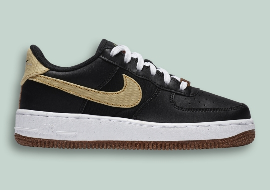 """The Nike Air Force 1 Low Joins Upcoming """"Pomegranate"""" Collection"""