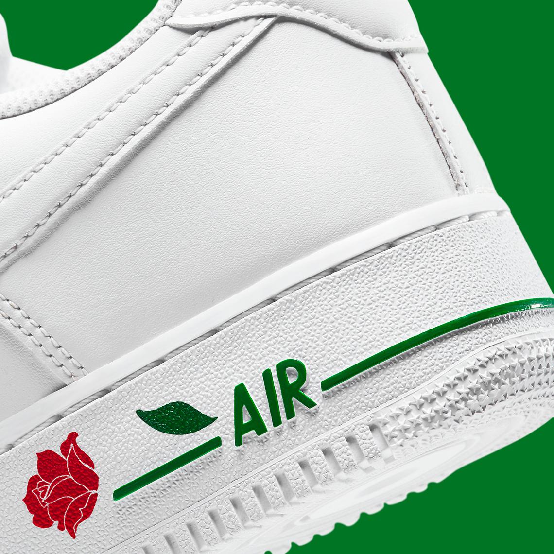 Nike Air Force 1 Low Rose CU6312-600 CU6312-100 | SneakerNews.com